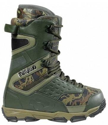 Ботинки сноубордические 32 Prospect (camo)