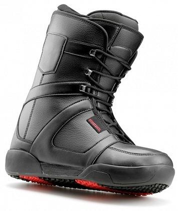 Ботинки сноубордические ROSSIGNOL Deal Black