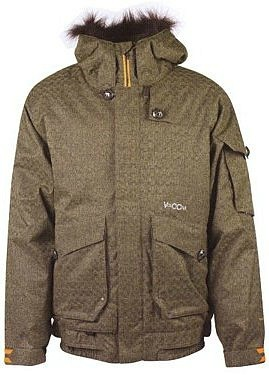 Куртка VOLCOM Sensory (gray)