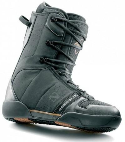 Ботинки сноубордические ROSSIGNOL Glade (black)