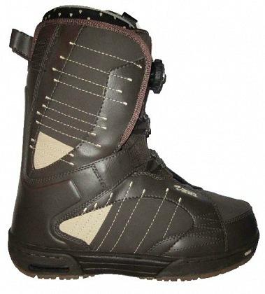 Ботинки сноубордические VANS Encore Wms (coffee/khaki)