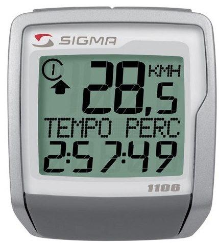 Велокомпьютер SIGMA BC 1106 Topline