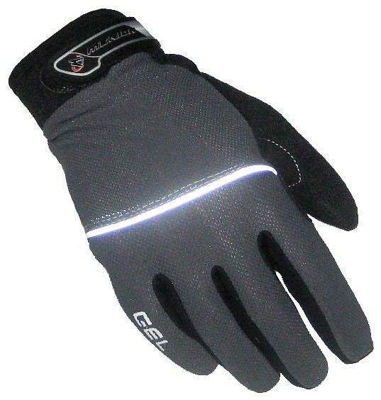 Велоперчатки MERIDA Long Finger (grey)