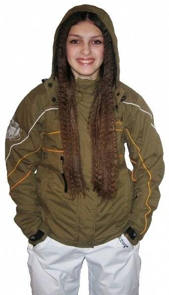 Куртка REHALL Saffron (dark/olive)