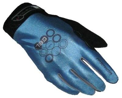 Велоперчатки MERIDA Long Finger W (blue)