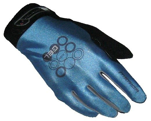 Велоперчатки MERIDA Long Finger W (blue)