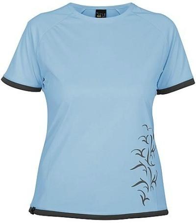 Футболка SALEWA Sirene (blue)