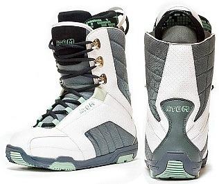Ботинки сноубордические ATOM Select (2011)