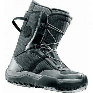 Ботинки сноубордические ROSSIGNOL Crumb (black)