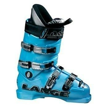 Ботинки горнолыжные LANGE World Cup 120 (2008)