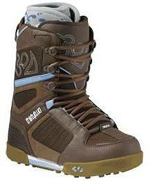 Ботинки сноубордические 32 Prion (brown/blue)
