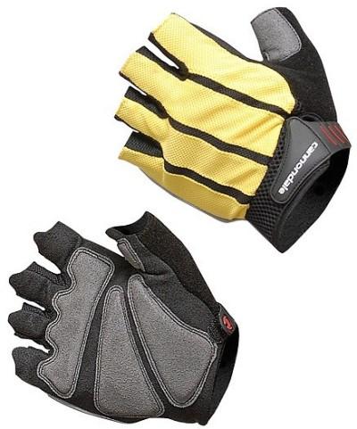 Велоперчатки CANNONDALE Classic (yellow)