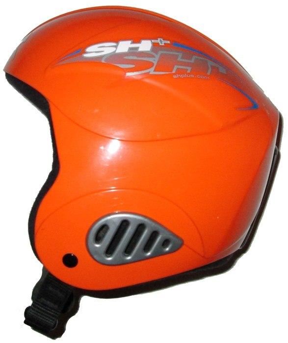Шлем SUN HELMET Jr. orange (б/у)