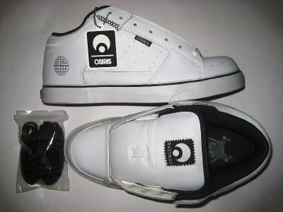 OSIRIS Scot Mid (white/black)