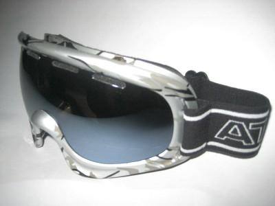 Маска ATOM Base (grey/camo)