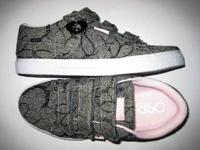 OSIRIS Tre Girls (charcoal/embroidered)