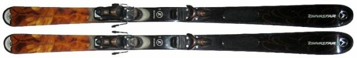 Горные лыжи DYNASTAR Exclusive 10 с крепл. Look Exclusive Plus 10 (б/у)