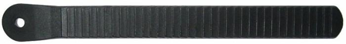 Ремешок HELENTEX для с/б креплений 235 x 23 (чёрный)