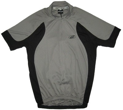 Веломайка BBB BBW-53 Duo jersey (grey/black)