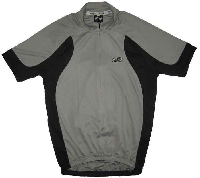 Веломайка BBB BBW-53 Duo jersey (grey/black)