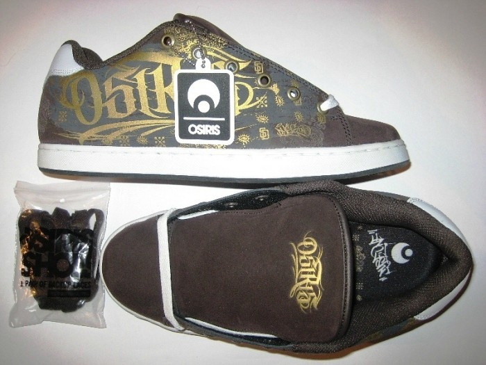 OSIRIS Troma II (dyse/sd/brown)