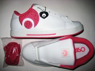 OSIRIS Serve Icon Girls (white/raspberry)