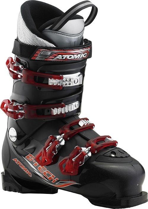 Ботинки горнолыжные ATOMIC Hawx 80 black (2009)