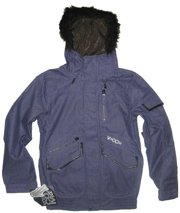 Куртка VOLCOM Paranormal (navy). Мужская сноубордическая куртка. abe9b3a6279