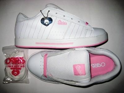 OSIRIS Serve Girls (white/pink/baseb)