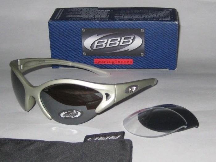 Очки BBB Ventilator (silver)