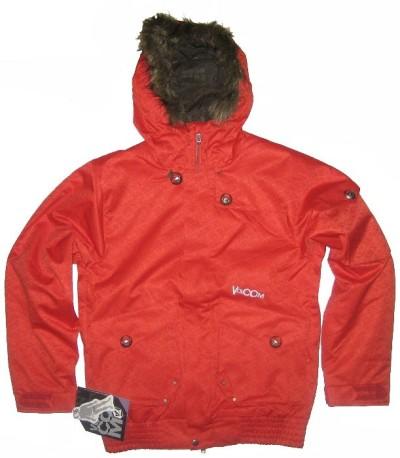 Куртка VOLCOM Sensory (red)