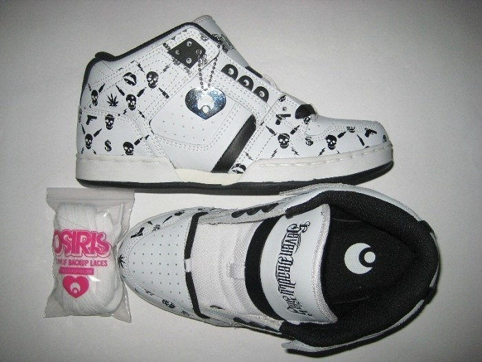 OSIRIS South Bronx Girls (white/7deadly sins)