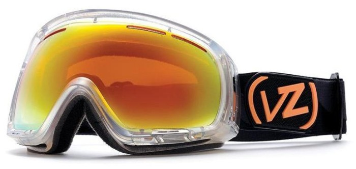 Маска VONZIPPER Dojo Cristal (fire/chrome)