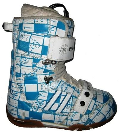 Ботинки сноубордические ATOM Glamour (б/у)