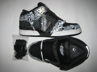 OSIRIS South Bronx (black/white/paisley)