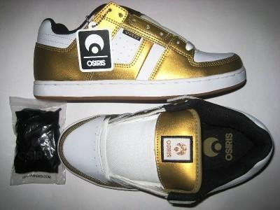 OSIRIS Tron (gold/white)