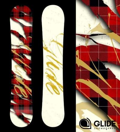 Сноуборд GLIDE Rip (2012)