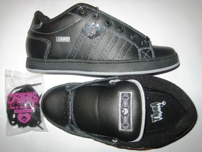 OSIRIS Troma II Girls (black/silver)