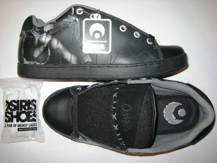 OSIRIS Troma (grow/black)
