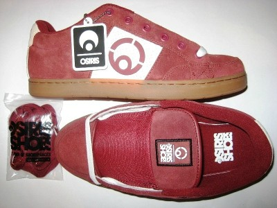 OSIRIS Haybrid (red/white)