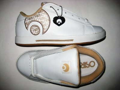 OSIRIS Serve Icon Girls (white/champag)