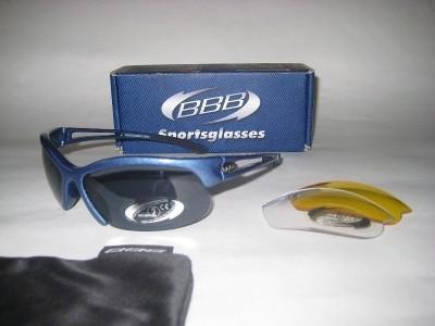 Очки BBB Performance (pearl/blue)