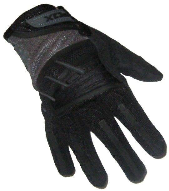 Велоперчатки FOX Sidewinder (black)