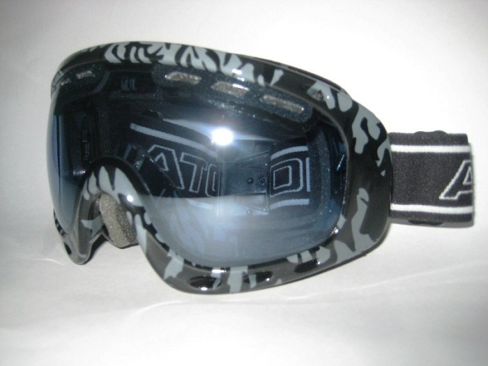 Маска ATOM Nirve (dark/grey)