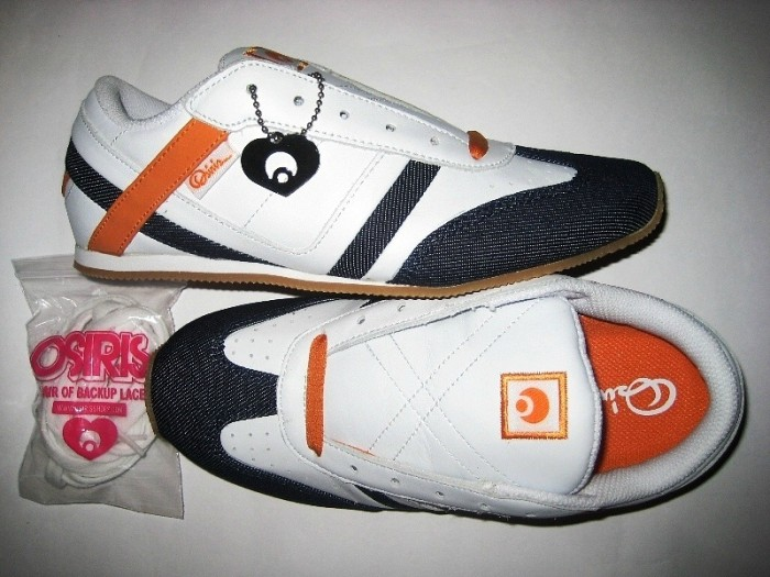 OSIRIS Ocean Girls (drive/white/orange)