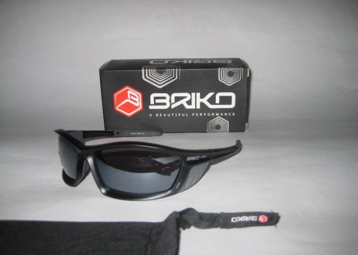 Очки BRIKO Eyeguard (matt/black)