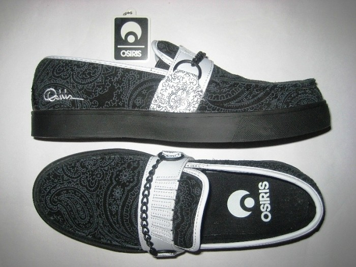 OSIRIS Branson (black/westcoast)