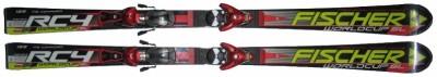 Горные лыжи FISCHER RC4 Worldcup SL с крепл. S914 (б/у)