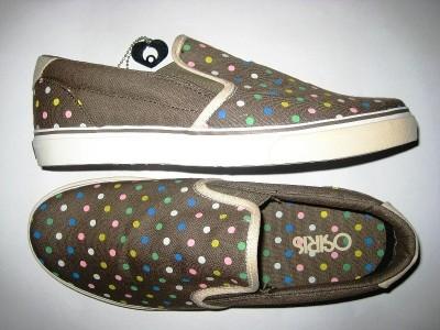 OSIRIS Scoop Girls (brown/pastel/dots)