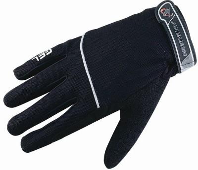 Велоперчатки MERIDA Long Finger (black)